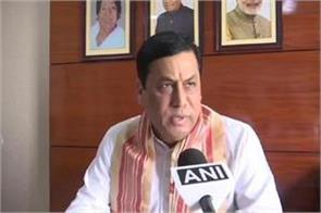 assam chief minister orders to arrest garg chatterjee