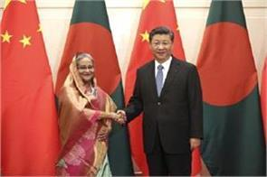 after pakistan sri lanka and nepal  now  chinese thread on bangladesh