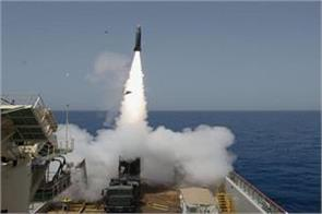 israel tests new ballistic missile will have firepower up to 400 km
