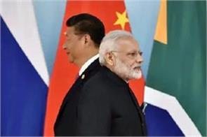 china is doing  revenge  action due to  displeasure with india