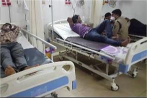 visakhapatnam poison gas leaks 2 people dead