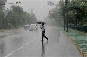 monsoon knock in south india now moving forward at a slow pace