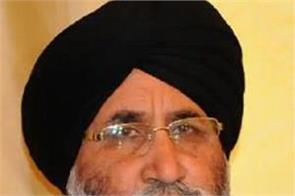 president of sukbir akali dal not small bjp cheema
