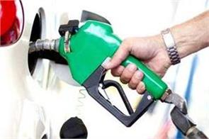 petrol and diesel prices increased for the 13th consecutive day