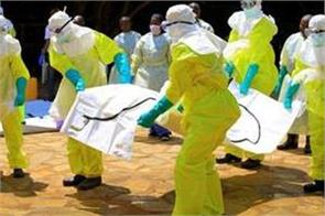 second ebola outbreak confirmed in drc after four people die