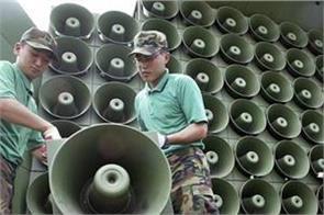 n korea begins reinstalling propaganda loudspeakers