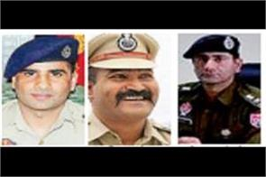 punjab sent 3 officers panel for ssp post