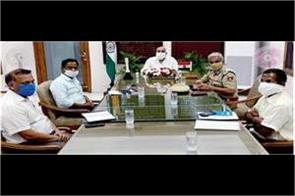 administrator gave orders to dgp