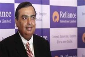 ril raised 168 818 crore rupees in 58 days mukesh ambani said