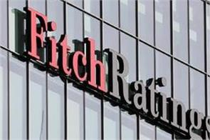 fitch negative india s growth outlook from stable rating maintained on bbb