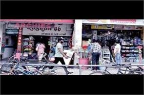 many shopkeepers are opening shops on sunday