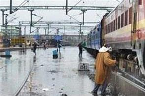 route of trains changed due to danger of cyclone nisarga