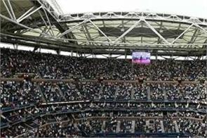 us open to be held on time without audience