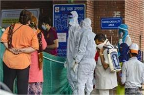 corona patients close to 30 thousand in delhi threat of community spread
