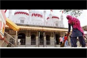 the doors of shri mansa devi temple will open tomorrow