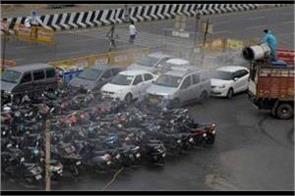 lockdown 46 luxury vehicles seized due to careless driving in mumbai