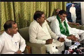 congress leader naresh sharma joins inld