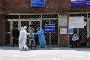 delhi lnjp hospital doctor dies due to corona during duty