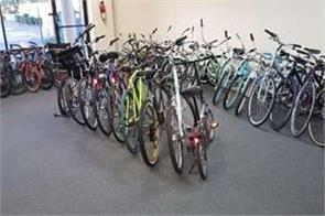 worldwide sales of bicycles due to epidemic