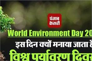 world environment day 2020 know significance theme importance