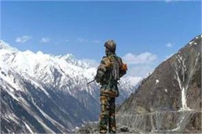indian soldier martyred for the first time since 1975 on lac