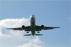 corona virus commercial flight started in uk