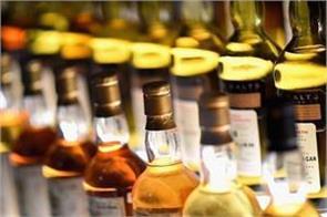 punjab police recovered illegal liquor