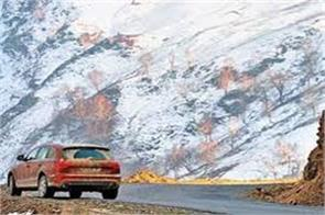 mugal road will be partially open for fruits