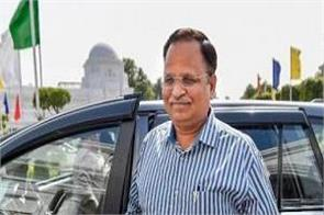 delhi health minister satyendar jain health deteriorated again
