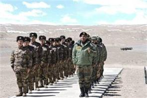 ladakh third round of lt general level talks between india china