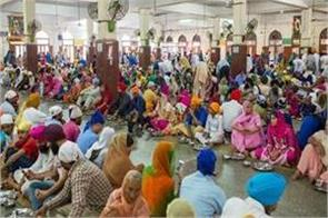 8 june punjab to open religious places ban on distribution langar and prasad