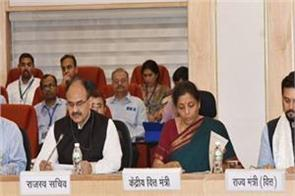 gst council meeting tomorrow to discuss funding for compensation to states