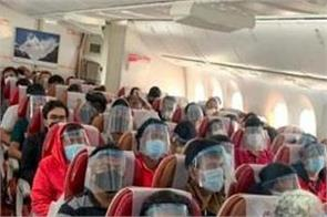after the resumption of flights10 lakh people traveled by air