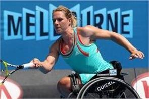 australian open 2021 preparations begin wheelchair event to be hotspots