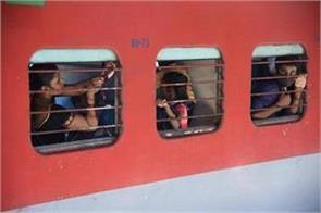 workers special trains will not run from delhi at present
