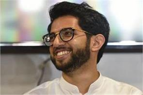 aditya thackeray gave 1 lakh rupees on birthday for six day old girl