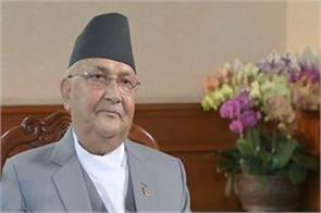 india offered to talk to nepal on the map pm oli misled parliament