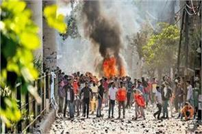 delhi riots police filed seven charge sheets against 39 persons in murder cases
