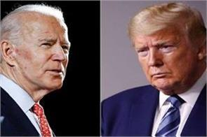trump backward biden s hold on votes strong wall street analysts claim