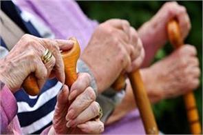 by 2100 the number of old people in the world will increase manifold
