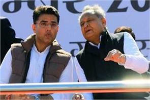 congress government of rajasthan crisis averted
