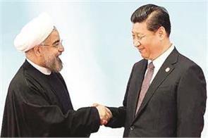 defeating america big deal between china and iran
