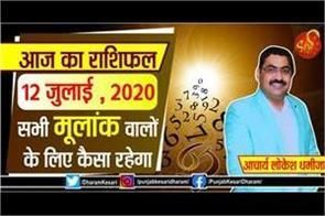 today ank jyotish rashifal