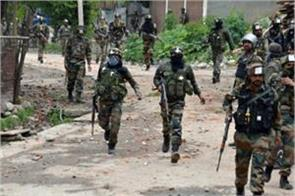 1 terrorist killed in encounter in baramulla kashmir
