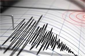 gujarat rajkot earthquake tremors