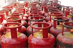 lack of common man then lpg cylinder becomes expensive