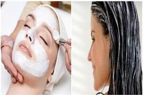 skin benefits of milk cream