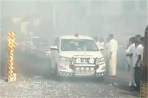 tamil nadu ministers returned by beating corona