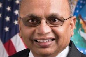 indian american scientist appointed acting head of top us researchers