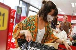face coverings in england s shops to be compulsory from 24 july